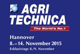 Besuchen Sie LGRain auf der Agritechnica in Halle 21, Stand D22