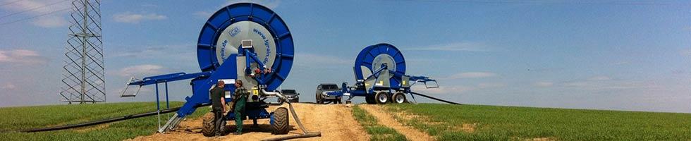 Gebrauchte Bewässerungsanlagen von LGRain